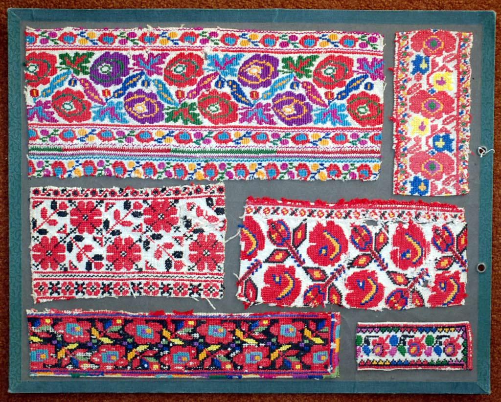 Ukrainian Embroidery Patterns