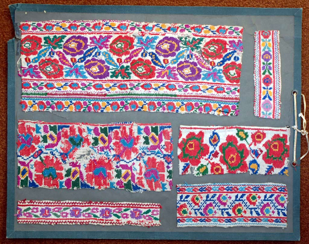 Textiles Exhibit Ukrainian Museum And Library Of Stamford